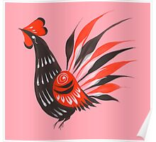 The roosters Poster