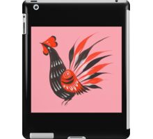 The roosters iPad Case/Skin