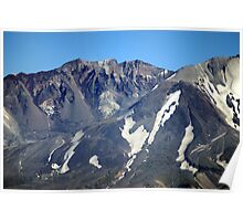 Mt St Helens, Washington Poster