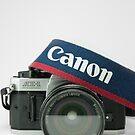 Canon AE-1 program by dreckenschill
