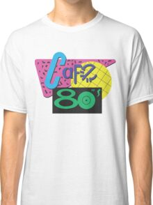 Back To The Cafe 80's Classic T-Shirt