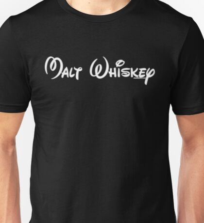 Malt Whiskey Unisex T-Shirt