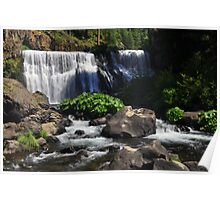 McCloud River Falls, The Middle Falls Poster