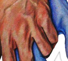 Mega Hands Sticker