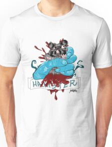 Hamster explosion Unisex T-Shirt