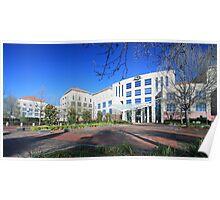 RG Casey (DFAT) Building, Barton ACT Poster