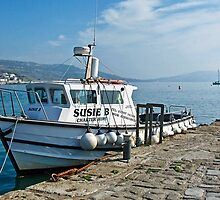 The Susie B ~ Lyme Regis by Susie Peek