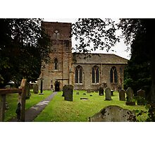 Blanchland Abbey Photographic Print