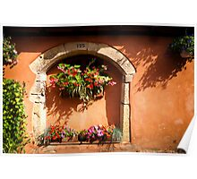Eguisheim The Beautiful Poster