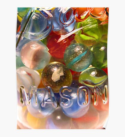 Marbles and Mason 6 Poster