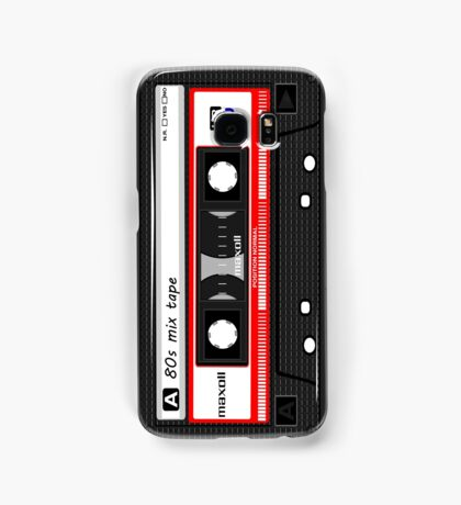 80's Mix Tape iPhone Cases Samsung Galaxy Case/Skin