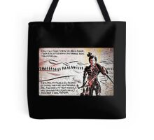 Dune - Paul Atreides must not fear, fear is the mind-killer Tote Bag