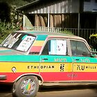 Millenium Car 2000, Addis Ababa, Ethiopia by Bonnie MacAllister