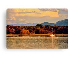 Lake Chiemsee - Germany Canvas Print