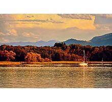 Lake Chiemsee - Germany Photographic Print