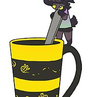 Steeped Bean Latte by auggiegames