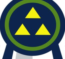 Hyrule Titans Sticker
