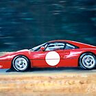 Ferrari 288 GTO fast cruiser. by PAUL57