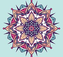 Mandala by Pancho The Macho