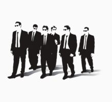 reservoir dogs by D4RK0