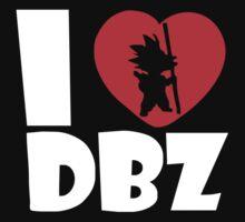 I Love DBZ  Fun  Super Saiyajin Piccolo Vegeta Dragonball Son Goku Kids Clothes