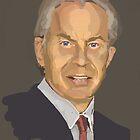 Tony Blair by Nigel Silcock