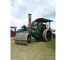 1930 Aveling & Porter Road Roller (DW7088)Engine No 140445 Photographic Print