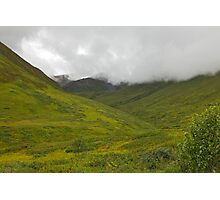 Hatcher Pass Photographic Print