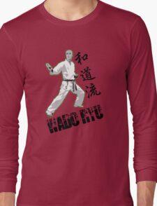 Tatsuo Suzuki Long Sleeve T-Shirt