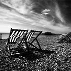 Brighton Beach by Mark Smart