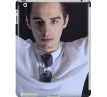 Right down the lens iPad Case/Skin