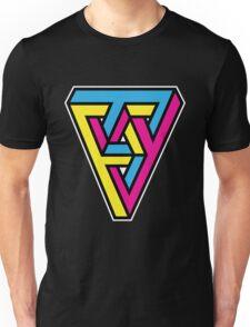 CMYK Triangle T-Shirt