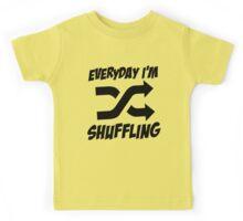 Shuffling Kids Tee
