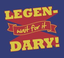 Legendary by DetourShirts