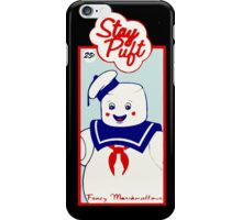 Men's Retro Stay Puft T Shirt iPhone Case/Skin