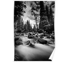 Colorado Stream Poster
