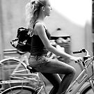 peoplescapes #224, denim astride by stickelsimages