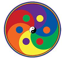 color wheel of life by Marcus-Rufus