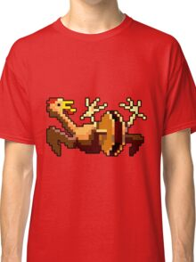 Rubber chicken with a pulley in the middle (Monkey Island) Classic T-Shirt
