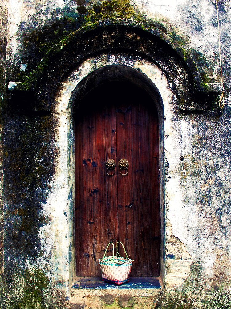 The door by chantilly-dream