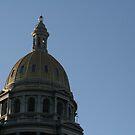 Capital Of Colorado by Dean Mucha