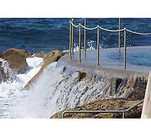 SALT WATER POOL Photographic Print
