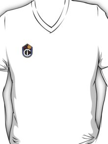 CI White Text T-Shirt