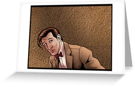 The 11th Doctor. by Enigmanaut