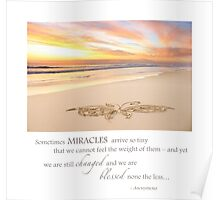 The Tiniest of Miracles Poster