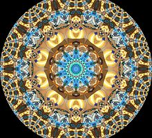 Computer Jewel Kaleidoscope 07 by fantasytripp
