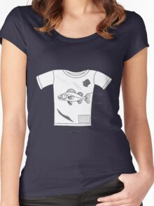 Patent Insanity Women's Fitted Scoop T-Shirt
