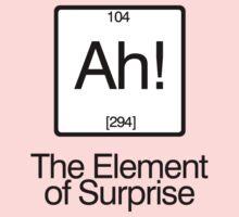 The Element of Surprise Kids Clothes