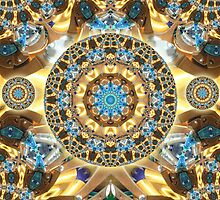 Computer Jewel Kaleidoscope 003 by fantasytripp
