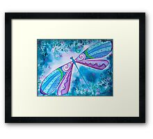 Dragonfly I Framed Print